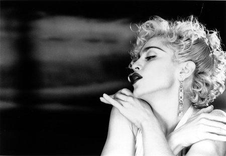 An alien or Madonna?